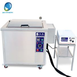 China Barbecue Grills / Pot Industrial Ultrasonic Cleaner 360L 5400W Adjustable Timer factory