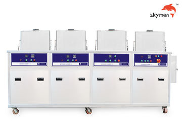 China 28/40KHz Industrial Ultrasonic Cleaner AC 220V 3 Phase 38L 500X300X250mm Tank factory