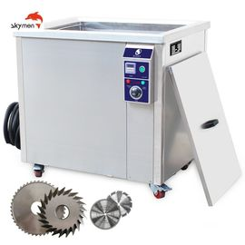 China Stainless Steel Industrial Ultrasonic Cleaner 135L For Saw Blade Cutter Cleaning factory