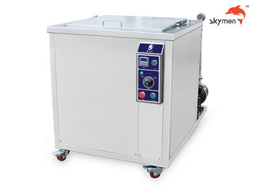 China 1000L Tank Ultrasonic Cleaning Machine 40KHz For Heavy Engine Block Hardware factory