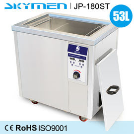 China Laboratory Ware 900W Ultrasonic Cleaning Machine SUS 304 / 316 With 1500W Heater factory
