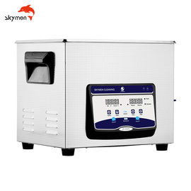 China Degas Touch Key Benchtop Ultrasonic Cleaner For Dental Lab Scientific Tattoo Tools factory
