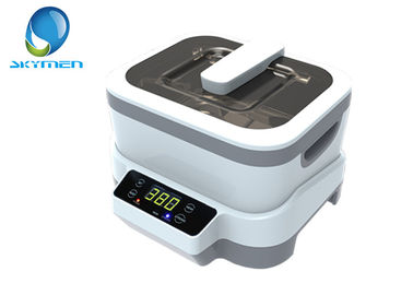China 1.2L Detachable Portable Household Ultrasonic Cleaner for Jewelry , Touch Key Control factory