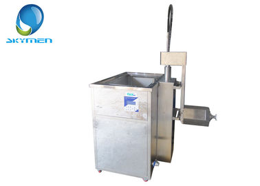 China 453L Tire Cleaning Machine Ultrasonic Cleaner for Heavy Duty Truck distributor
