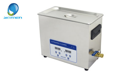 Custom 6.5L Small Digital Ultrasonic Cleaner For Dental Instruments