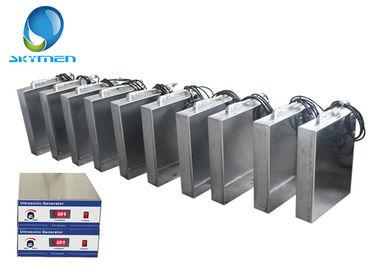 Adjustable Power Ultrasonic Generator And Transducer 20kHz 300W ~ 2000W