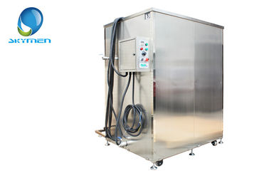 China 500L Big Multi Frequency Ultrasonic Cleaner For Engine Block , Cylinder Heads factory