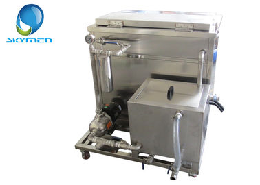 China Stainless Steel Customized Automotive Ultrasonic Cleaner 3600W Power Adjustable factory