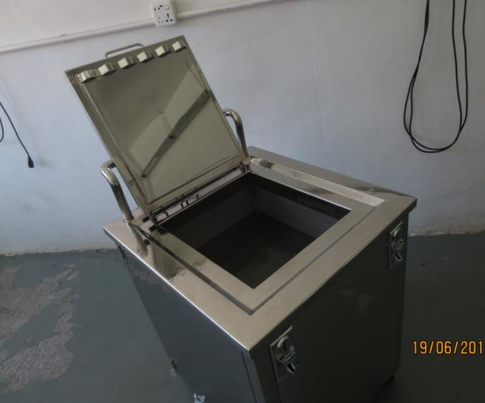 28 Khz Ultrasonic Golf Club Cleaner / Ultrasonic Cleaning Equipment , CE FCC RoHS