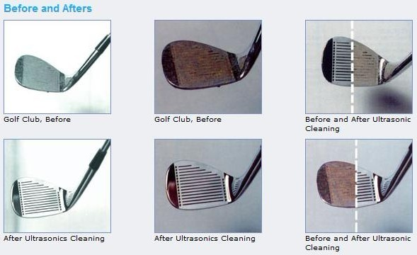 Fast Making Money 49L Ultrasonic Golf Club Cleaner With Token Operating Function