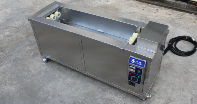 Ultrasonic Cleaning Device Anilox Roller Cleaning Equipment For Various Roller