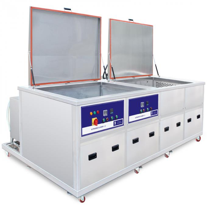 Industrial Ultrasonic Cleaner For Aircraft Parts