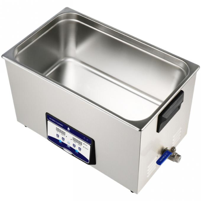 40 KHz Benchtop Ultrasonic Cleaner For PCB Cleaning Remove