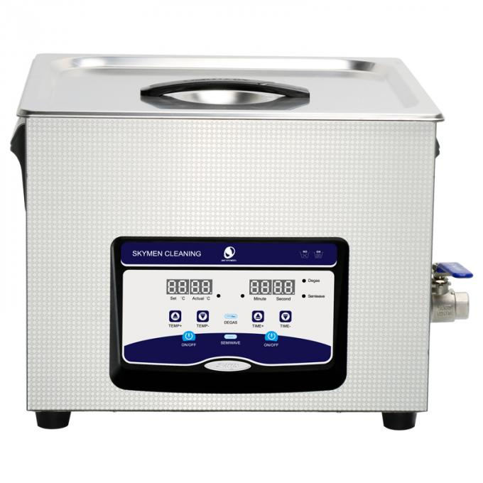15 L Ultrasonic Washing Machine For Pcb Cleaning Removes