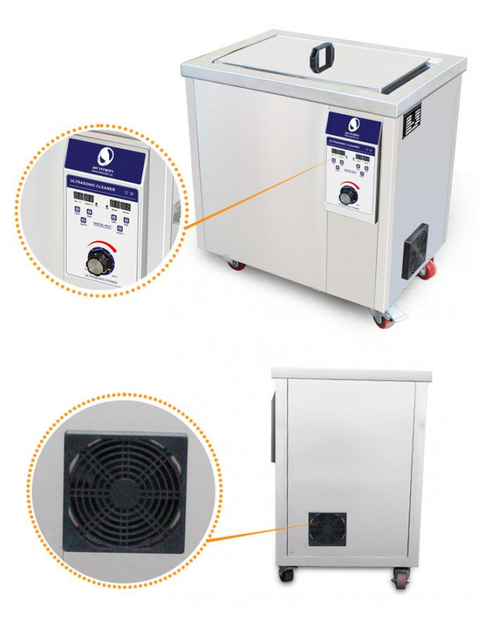 Auto Part Grease Rust Remove Industrial Ultrasonic Cleaner 100L Tank 28/40KHz