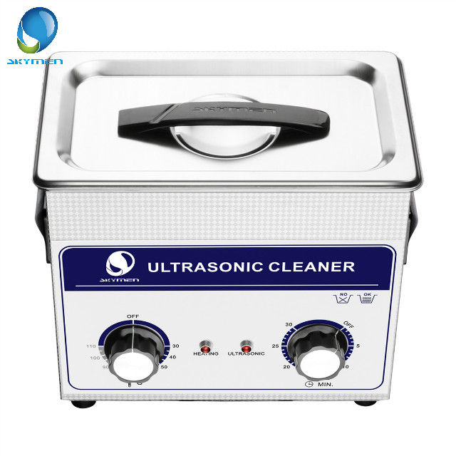 Ultrasonic Printhead Cleaner , Ultrasound Bath Cleaner SUS304 Knob Control
