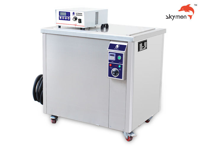 1800W Ultrasonic Cleaning Machine 135L Tank Engine Parts Cleaning JP-360ST
