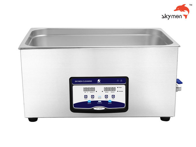 22L Ultrasonic Cleaner for Gun / Silicon Wafer / Diode 480 Watt