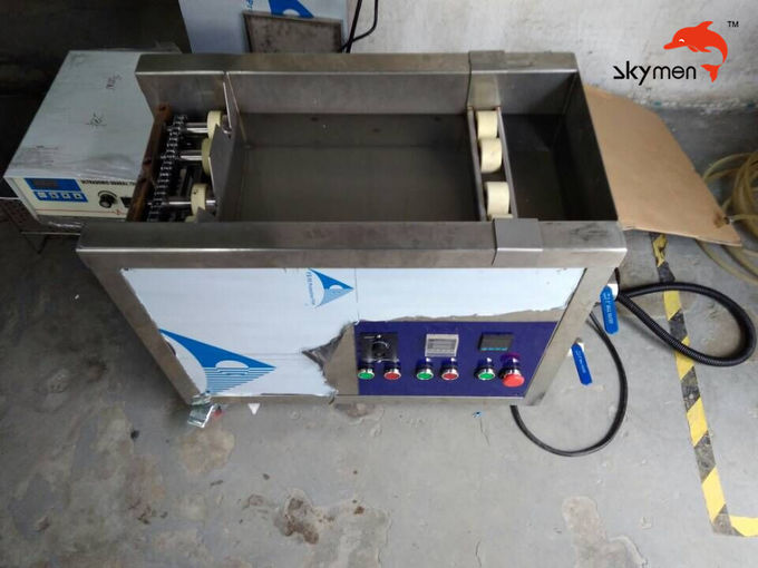 100L Ultransonic Cleaner for 2 Anilox Rollers with Diffferent Size
