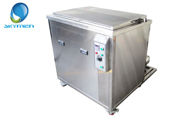 Stainless Steel Ultrasonic Cleaning Machine With Detergent Recycling System